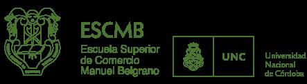 Escuela Superior de Comercio Manuel Belgrano Logo